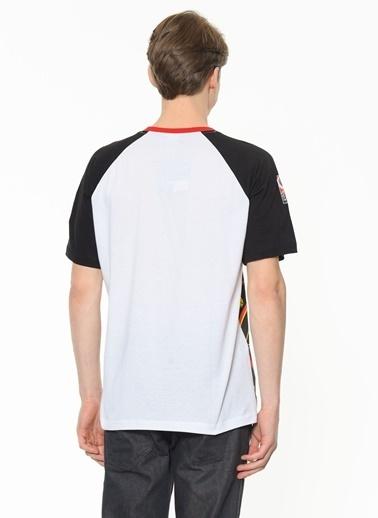 Asymmetry Tişört Renksiz